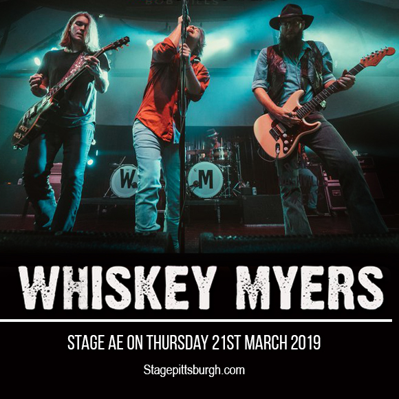 Whiskey Myers at Stage AE