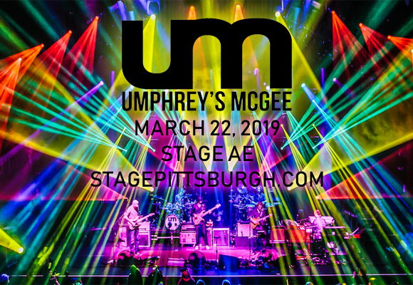 Umphrey's McGee at Stage AE