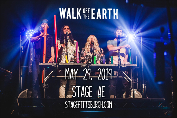 Walk Off The Earth at Stage AE