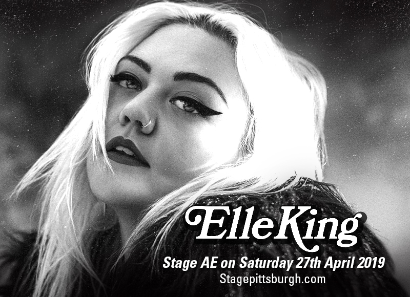 Elle King at Stage AE