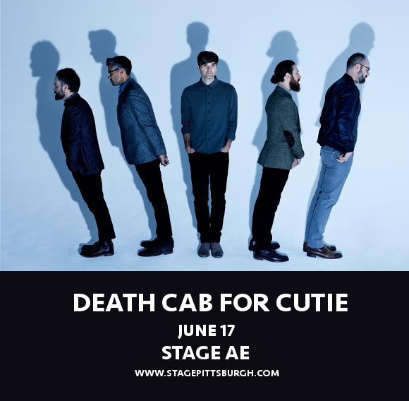 Death Cab For Cutie at Stage AE