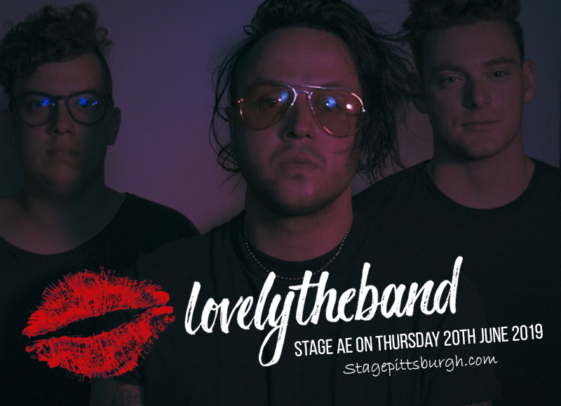 Lovelytheband at Stage AE