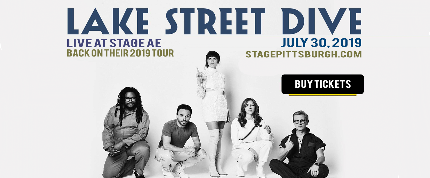 Lake Street Dive at Stage AE
