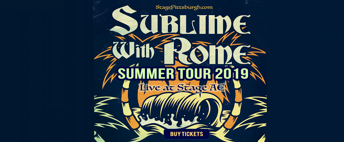 Sublime with Rome at Stage AE