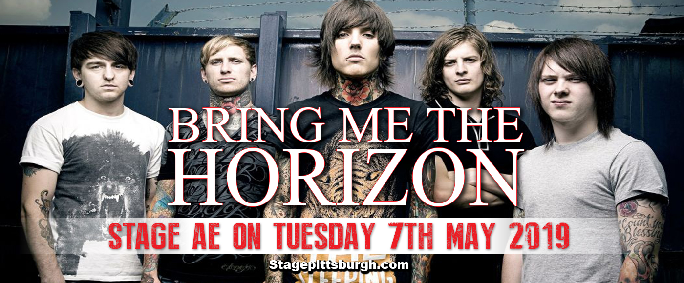 Bring Me The Horizon at Stage AE