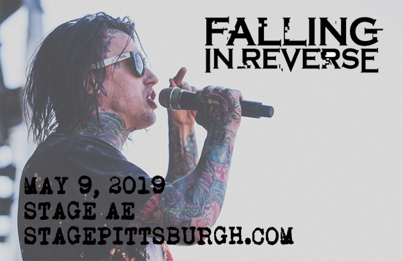 Falling In Reverse at Stage AE