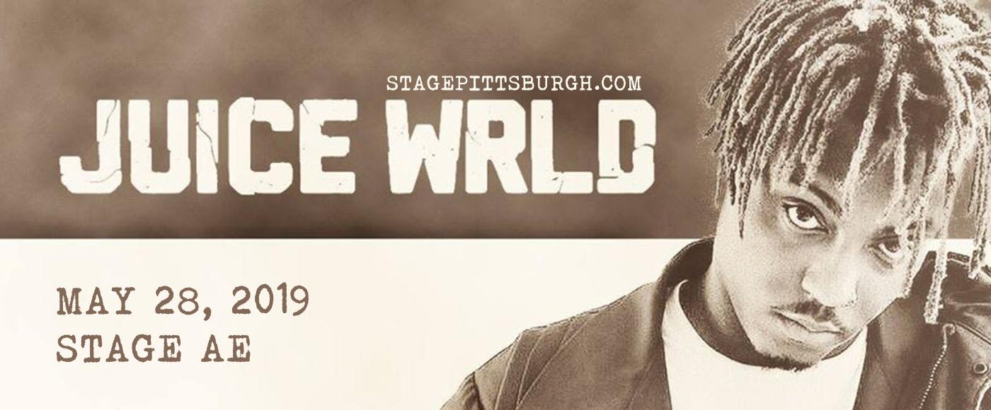 Juice Wrld & Ski Mask The Slump God at Stage AE