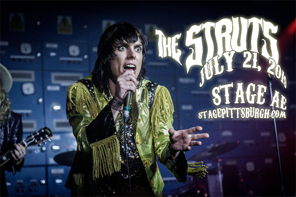The Struts at Stage AE