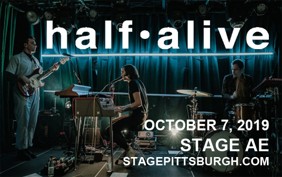 Half Alive at Stage AE