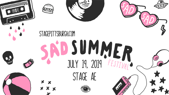 Sad Summer Festival: The Maine, Mayday Parade & State Champs at Stage AE