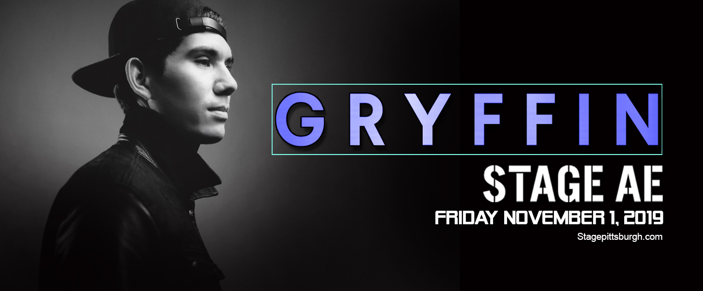 Gryffin at Stage AE