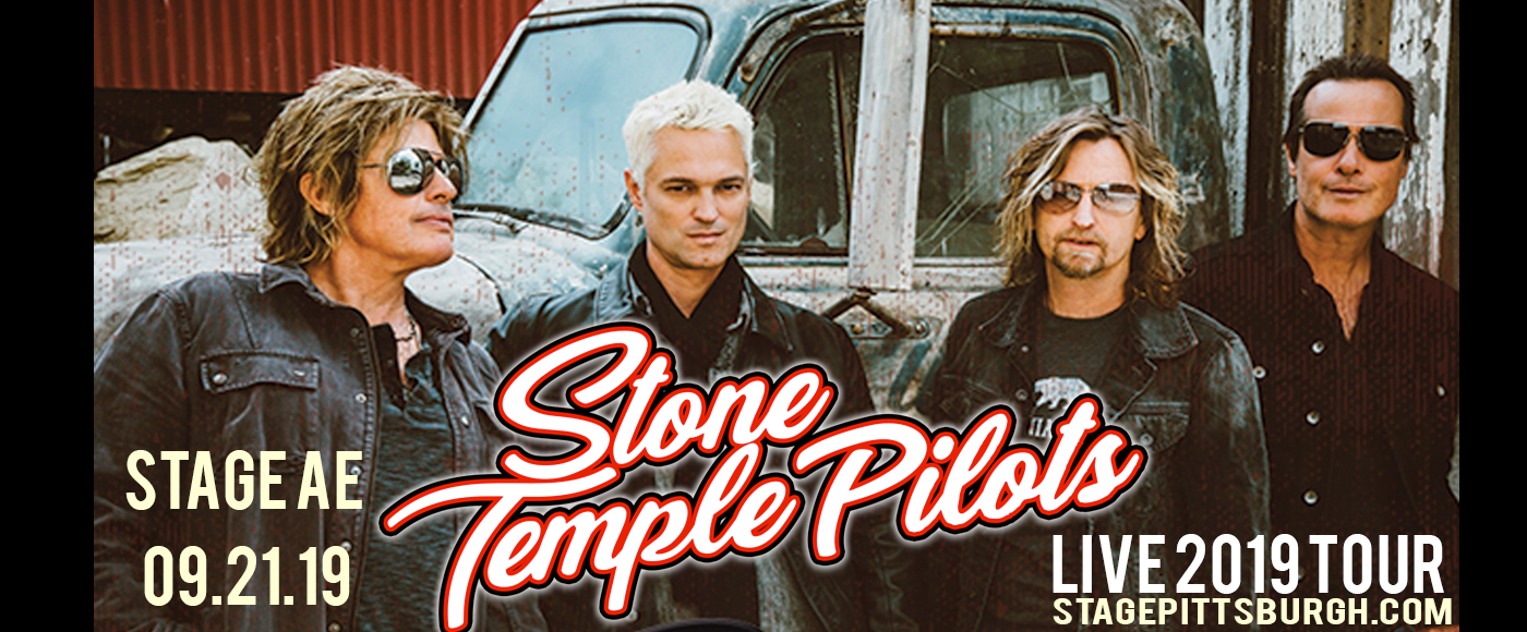 Stone Temple Pilots & Rival Sons at Stage AE