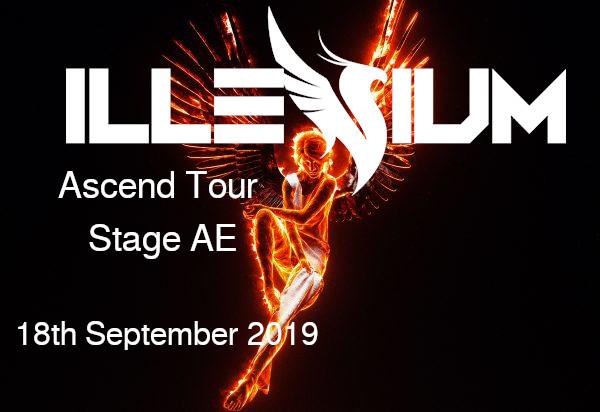 Illenium   at Stage AE