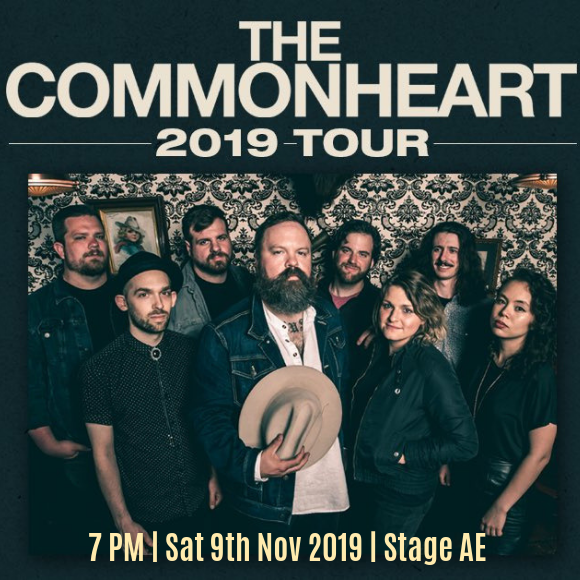 The Commonheart at Stage AE