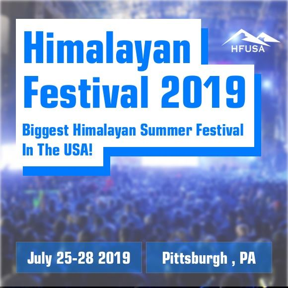 Himalayan Festival 2019: Culture, Music, Dance/DJ at Stage AE