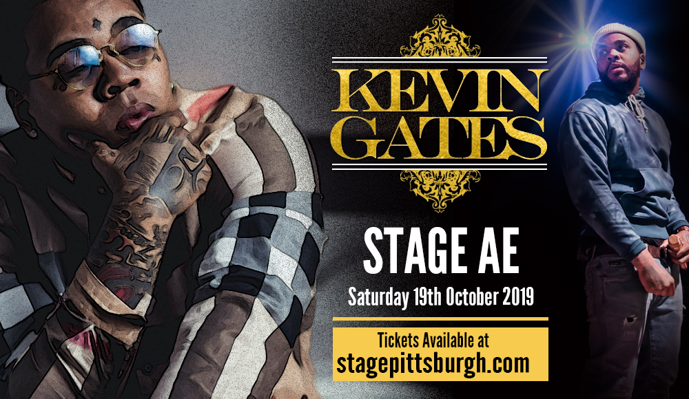 Kevin Gates at Stage AE