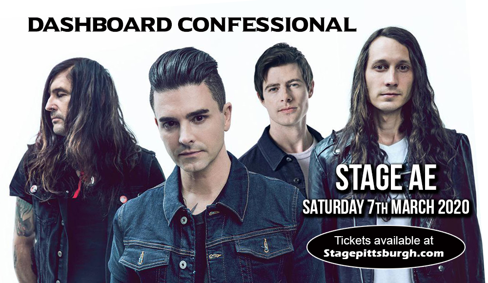 Dashboard Confessional at Stage AE