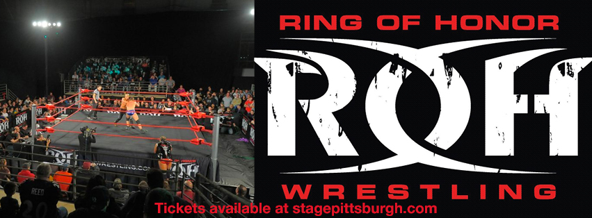 Ring of Honor Wrestling: The Experience at Stage AE