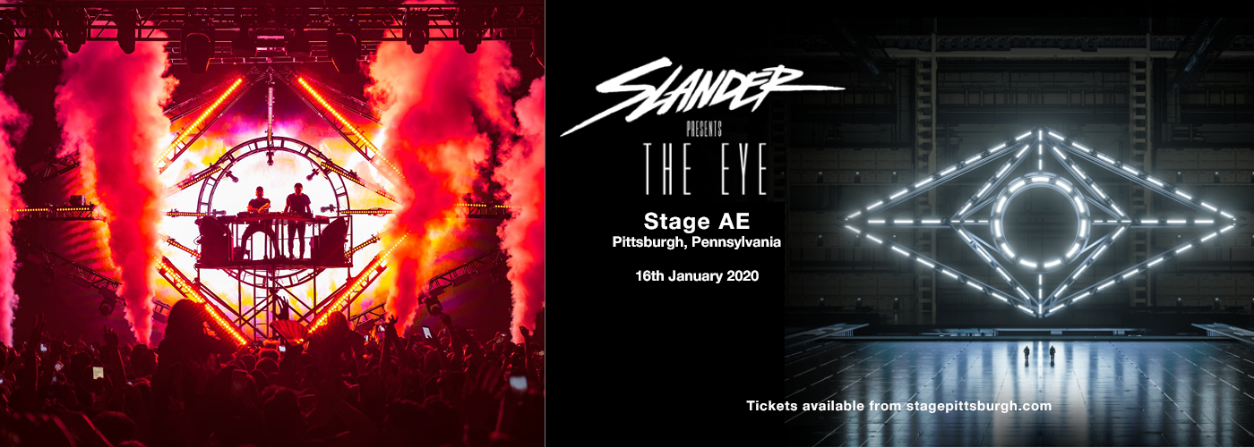 Slander - The Eye Tour at Stage AE
