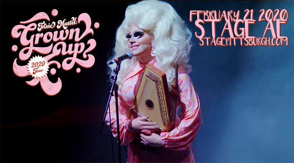 Trixie Mattel at Stage AE