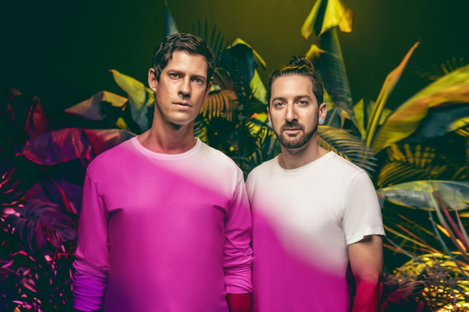 Big Gigantic - Free Your Mind 3D Experience at Stage AE