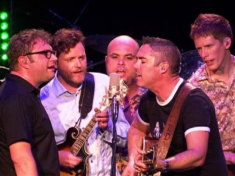 Barenaked Ladies, Gin Blossoms & Toad The Wet Sprocket at Stage AE