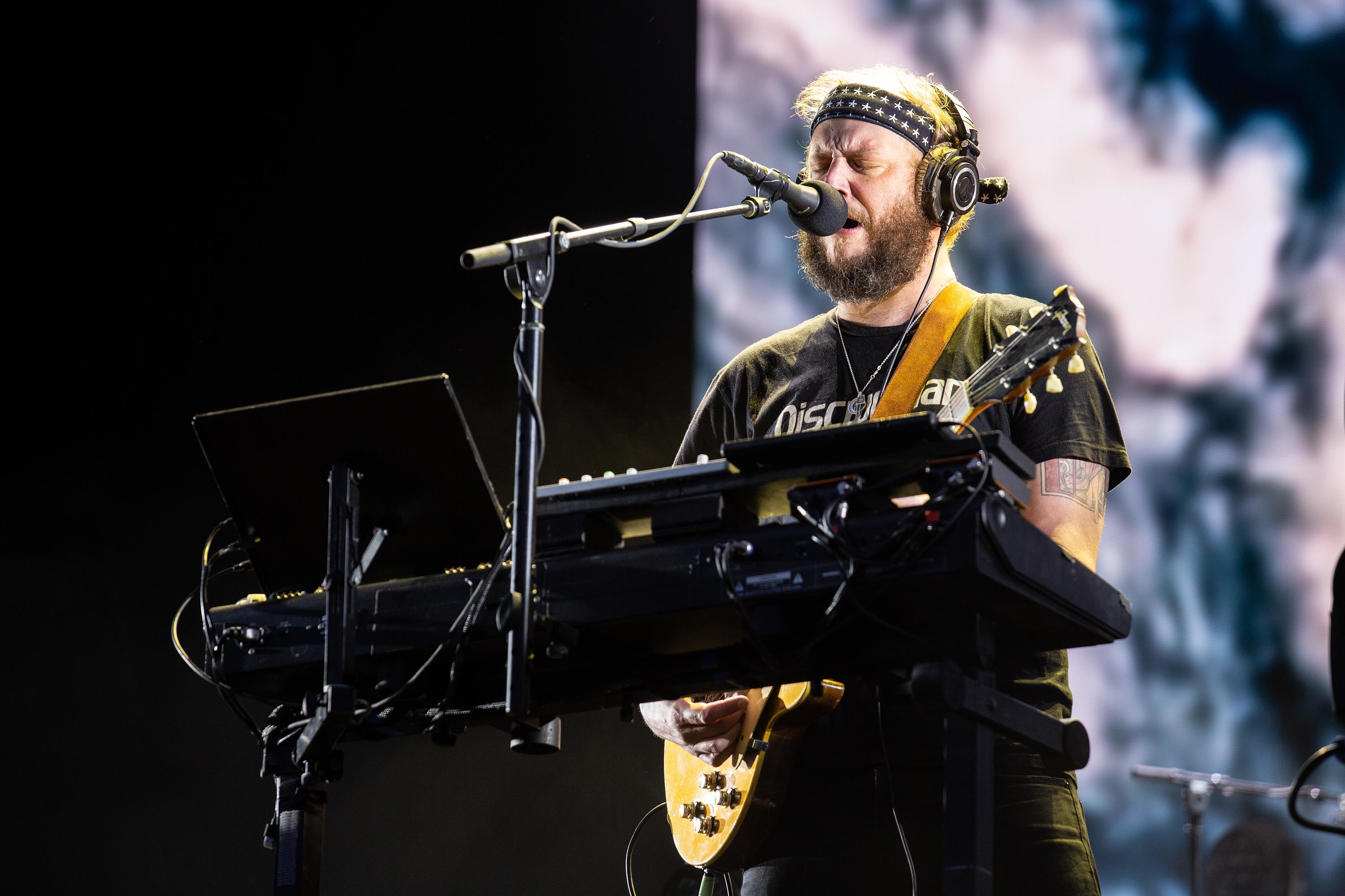 Bon Iver at Stage AE
