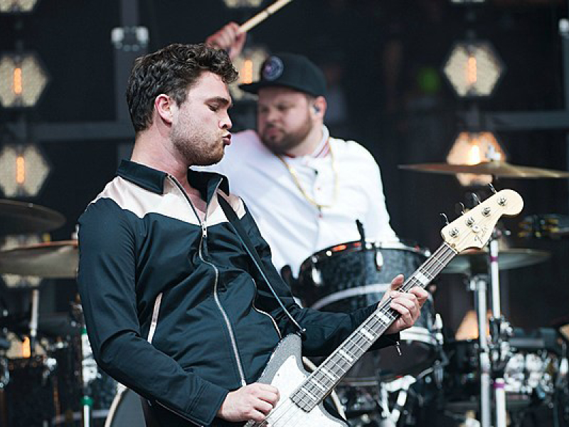Royal Blood at Stage AE