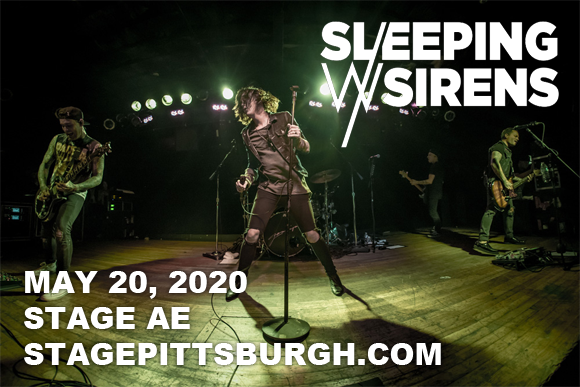 Sleeping With Sirens & The Amity Affliction at Stage AE
