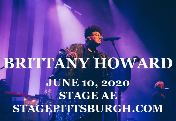 Brittany Howard [CANCELLED] at Stage AE