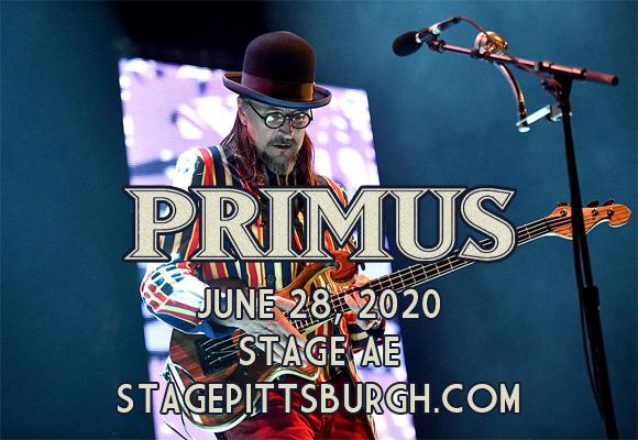Primus [POSTPONED] at Stage AE