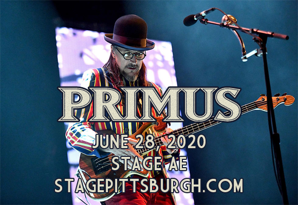 Primus at Stage AE