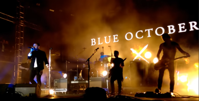 Blue October [CANCELLED] at Stage AE