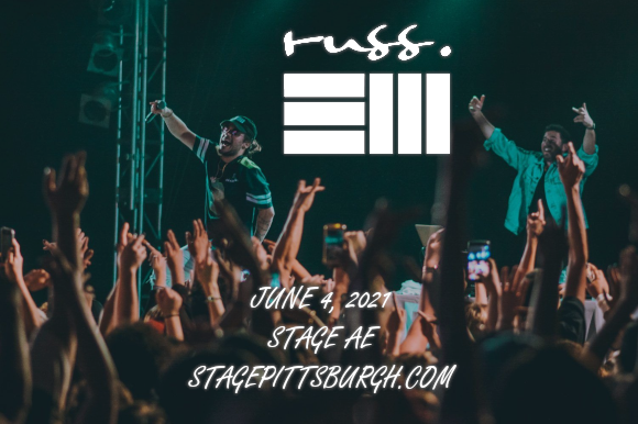 Russ at Stage AE
