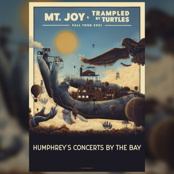 Mt. Joy & Trampled By Turtles at Stage AE