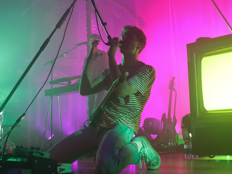 Glass Animals: Dreamland Tour at Stage AE