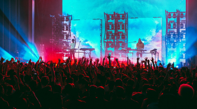 Porter Robinson at Stage AE