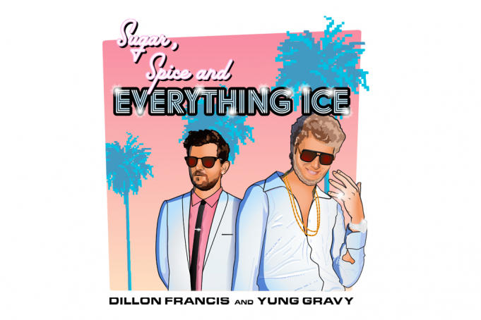 Dillon Francis & Yung Gravy at Stage AE