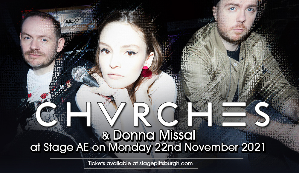 Chvrches & Donna Missal at Stage AE