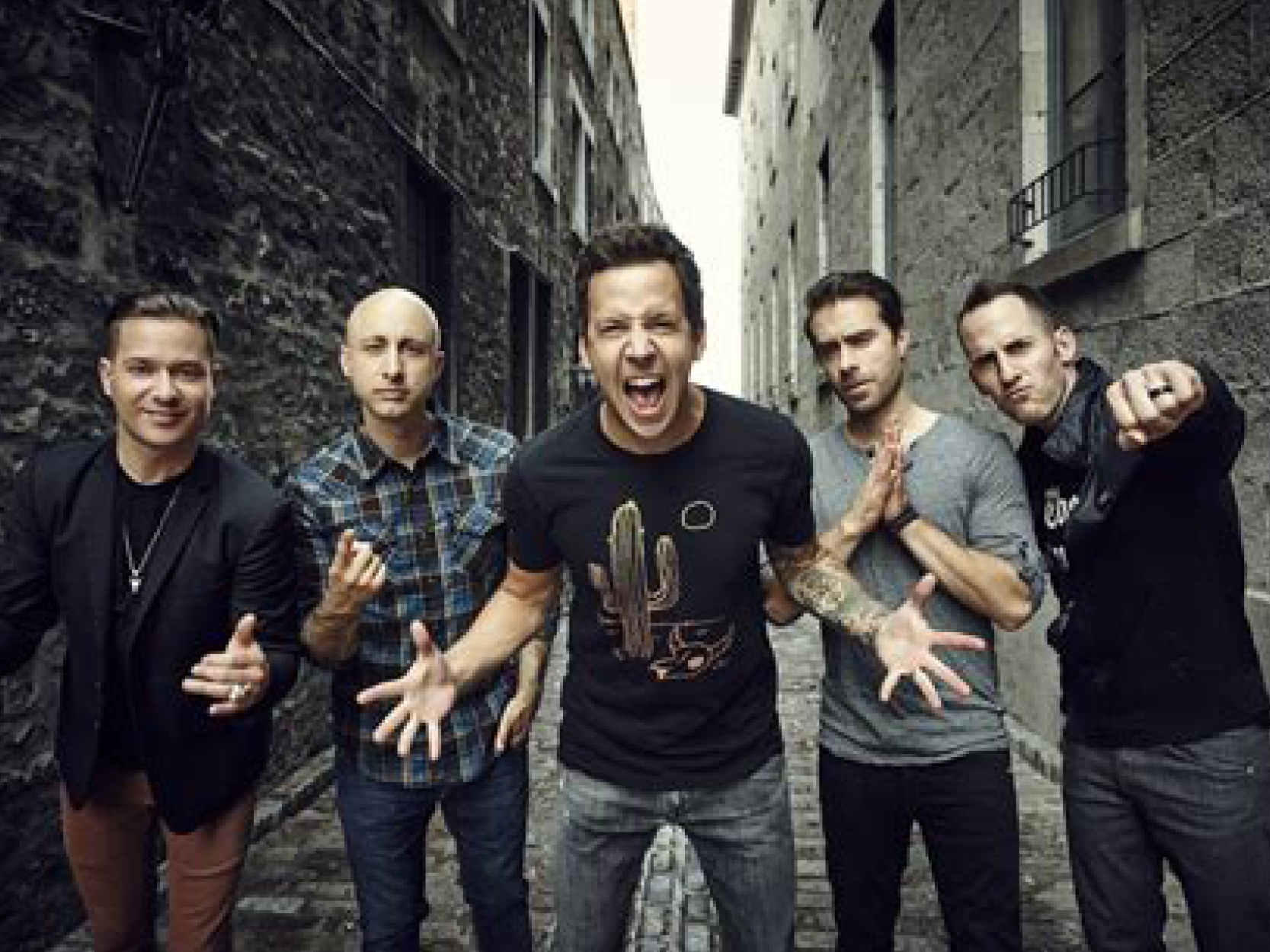 New Found Glory & Simple Plan at Stage AE