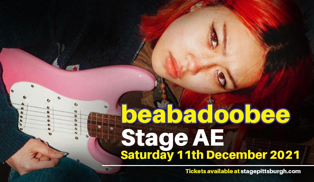 beabadoobee at Stage AE