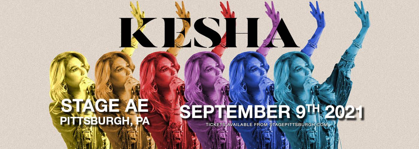 Kesha Live at Stage AE