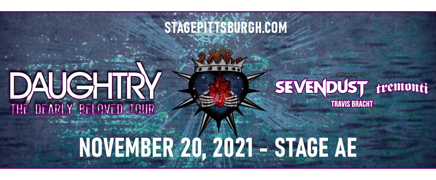 Daughtry, Sevendust, Tremonti & Travis Bracht at Stage AE