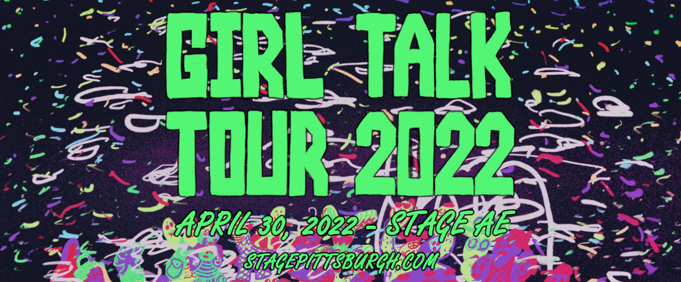 Girl Talk at Stage AE