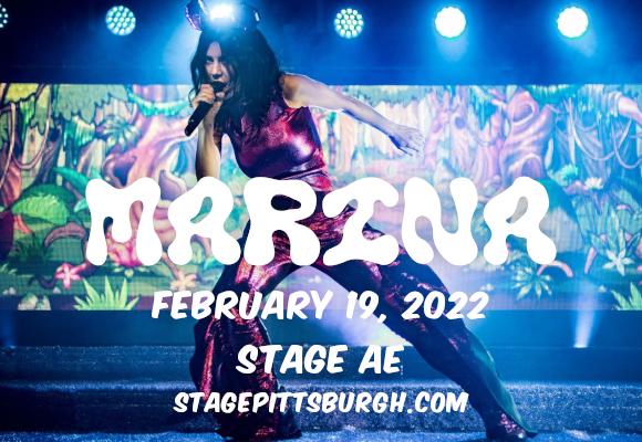 Marina at Stage AE