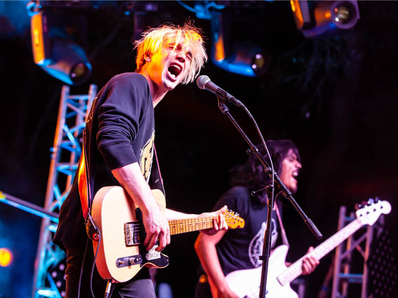 Badflower: This Is How The World Ends at Stage AE