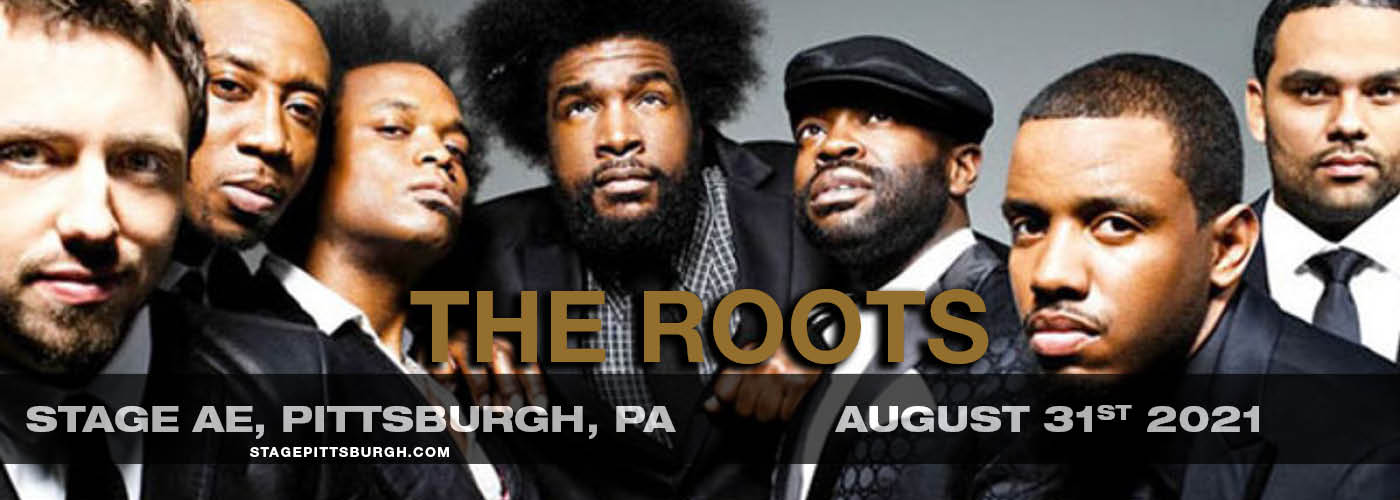 The Roots at Stage AE