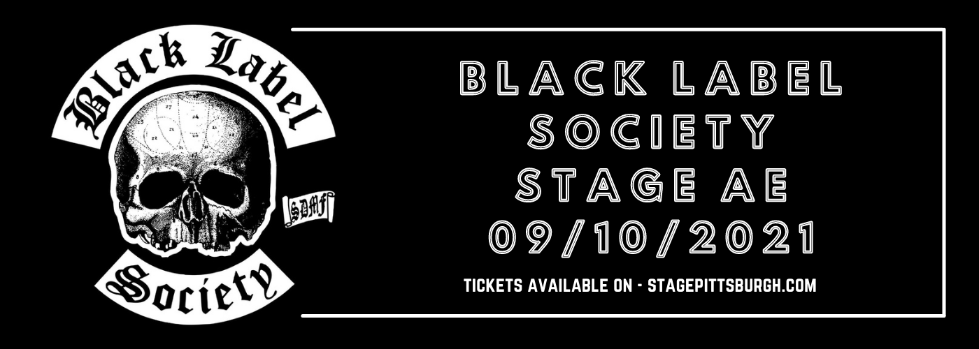 Black Label Society [CANCELLED] at Stage AE