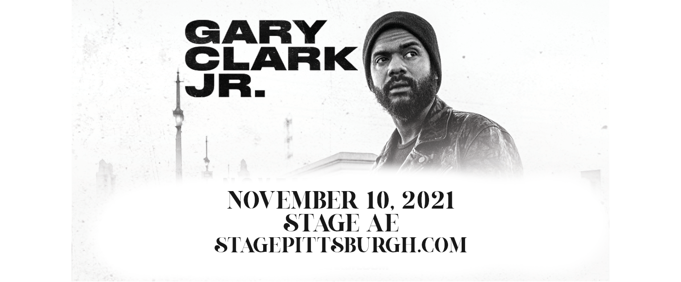 Gary Clark Jr. at Stage AE