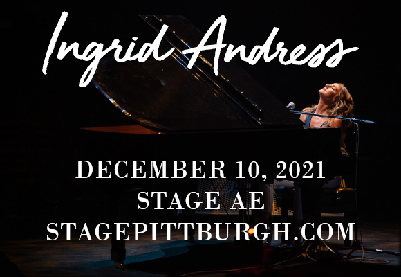 Ingrid Andress at Stage AE
